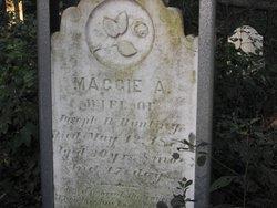 Margaret A. Maggie <i>Stephens</i> Bunting