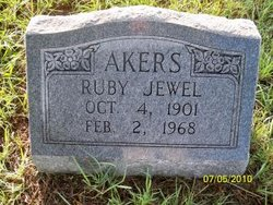 Ruby Jewel Akers