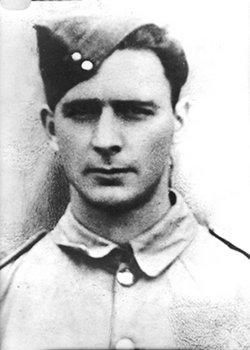 Gunner Walter John Abbott
