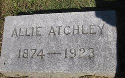 Allie <i>Hayes</i> Atchley