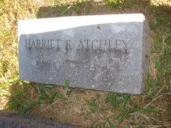 Harriett <i>Ryder</i> Atchley