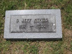 David Jefferson Atkins, Jr
