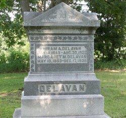 Margaret Mildred <i>Estes</i> Delavan