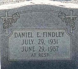 Daniel E Findley