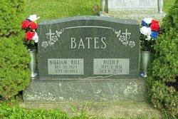 Ruth P <i>Towler</i> Bates