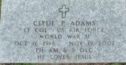 Clyde P. Adams
