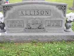 Lorene A. <i>Asburn</i> Allison