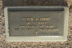 Peter A Janis