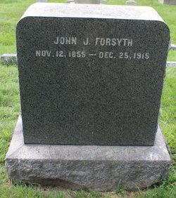John J Forsyth