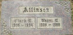Naomi Louise <i>Lane</i> Allinson