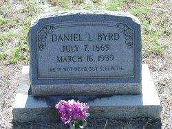 Daniel Lewis Byrd