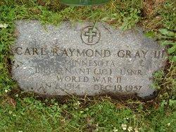 Carl Raymond Speed Gray, III