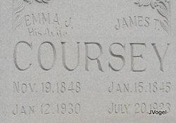 James T Coursey