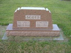 Harvey Wilson Scott