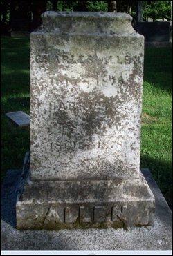 Mrs Harriet C. Allen