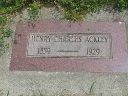 Henry Charles Ackley