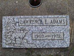 Lawrence Earl Adams