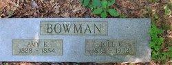 Anne E. <i>Marshall</i> Bowman