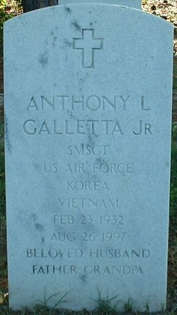 Anthony Lawrence Tony Galletta, Jr