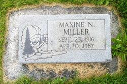 Maxine Nona Miller