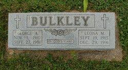 Leona Marie <i>Rothove</i> Bulkley