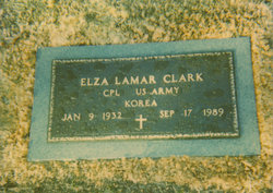 Corp Elza Lamar Clark