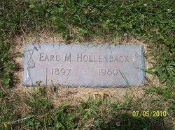 Earl Mannie Hollenback