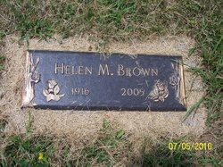Helen Marie <i>Hollenback</i> Brown