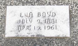 Eva M <i>DeBolt</i> Boyd