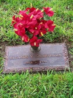 Eleanor V Christensen