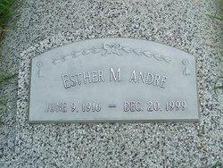 Esther Mae <i>Kelly</i> Andre