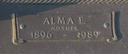 Alma Esther <i>DeVinney</i> Crowell