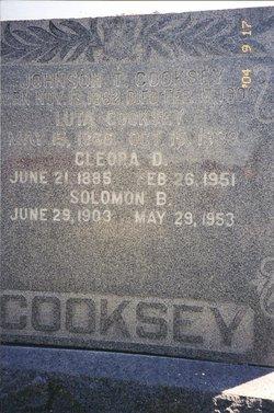 Cleora D. <i>Cooksey</i> Linnabary