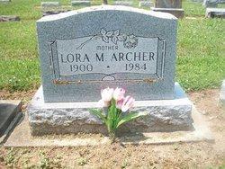 Lora Mae <i>Allen</i> Archer