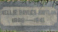 Nellie M. <i>Bayles</i> Kirtlan