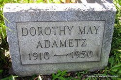 Dorothy May Adametz