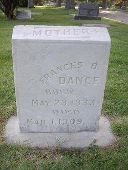 Frances <i>Battensby</i> Dance