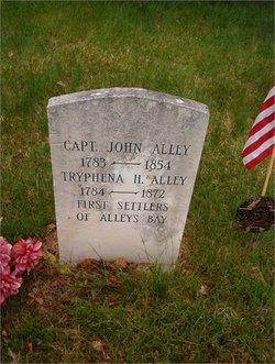 Capt John Alley