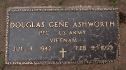 Douglas Gene Ashworth