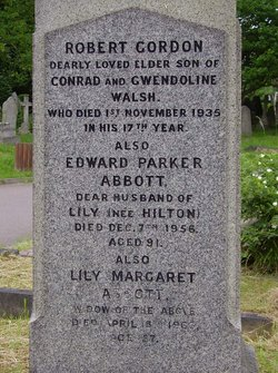 Edward Parker Abbott