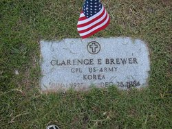 Clarence E Brewer