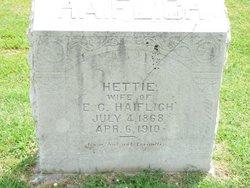Hettie <i>Proctor</i> Haiflich