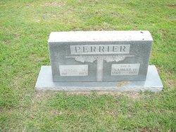 Jennie M <i>Gilstrap</i> Perrier