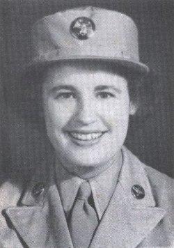 PFC Eleanor Pauline Hanna