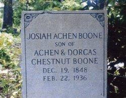 Josiah Achen Joe Boone