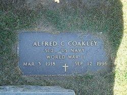 Alfred C Coakley