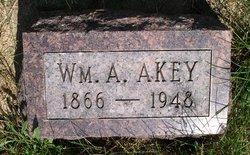 William A Akey