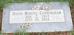 Helen <i>Montez</i> Cunningham