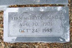 Fern <i>McBryde</i> Bond