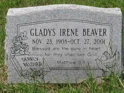 Gladys Irene Beaver